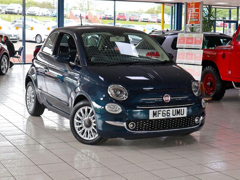 Fiat 500 #142910