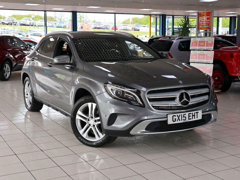 Mercedes-Benz GLA Class #142942