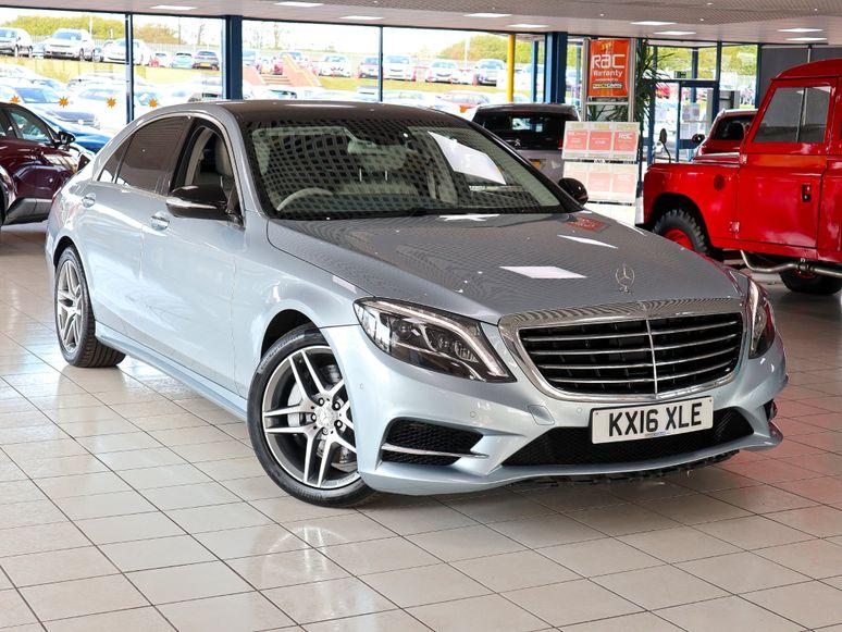 Mercedes-Benz S Class #142956