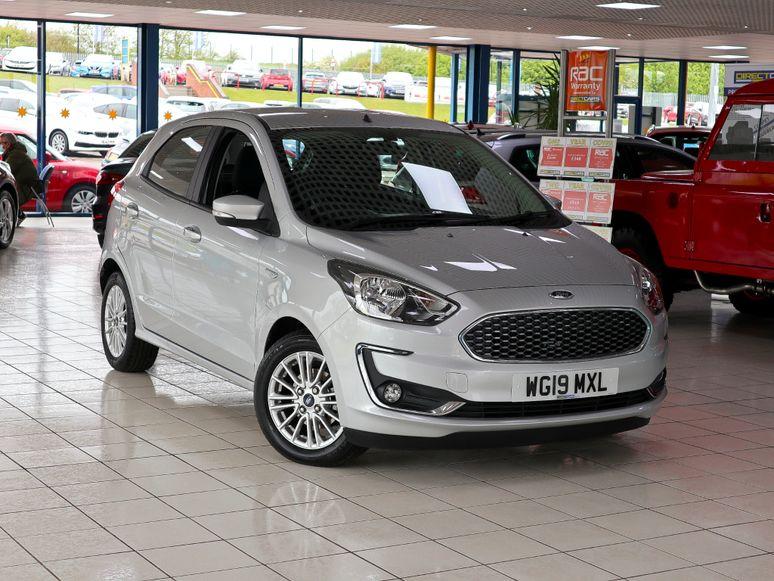 Ford KA+ #142957