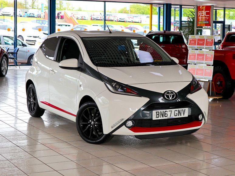 Toyota Aygo #142976