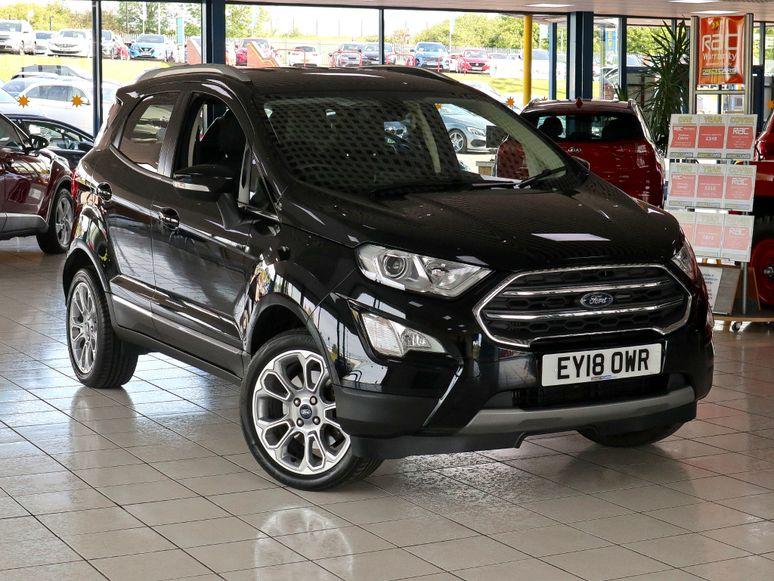 Ford EcoSport #142982