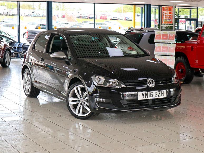 Volkswagen Golf #142995