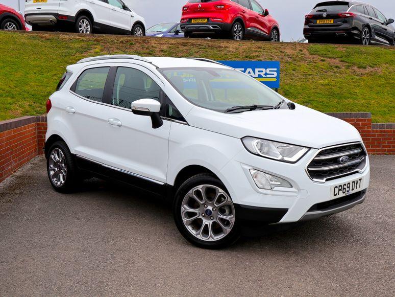 Ford EcoSport #142003