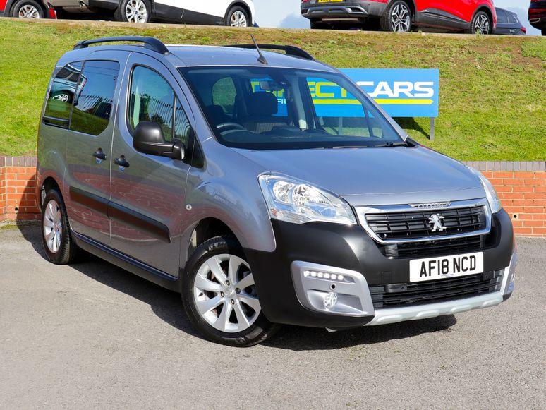 Peugeot Partner Tepee #142018