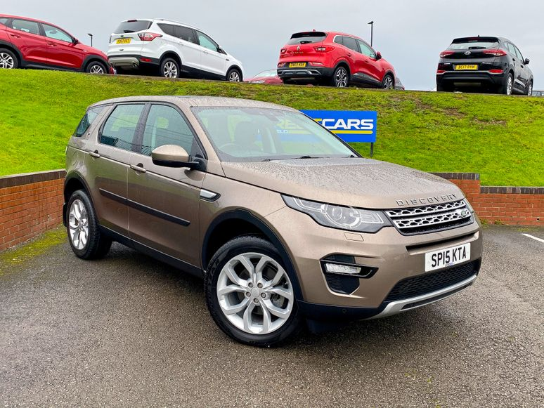Land Rover Discovery Sport #142185