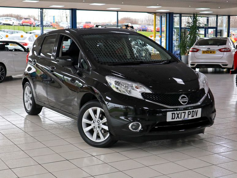 Nissan Note #142220