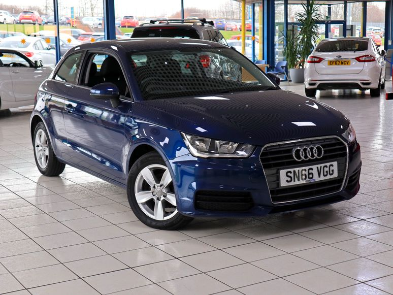 Audi A1 #142328