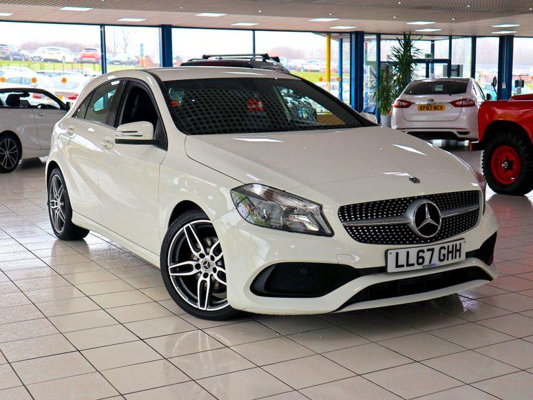 Mercedes-Benz A Class #142381
