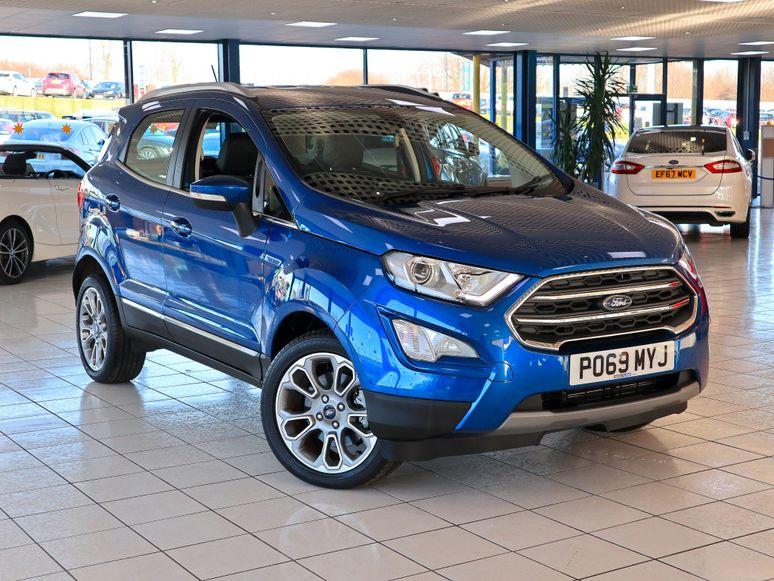 Ford EcoSport #142385