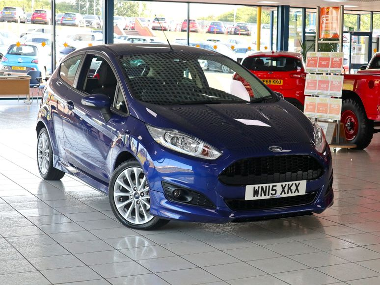 Ford Fiesta #143459