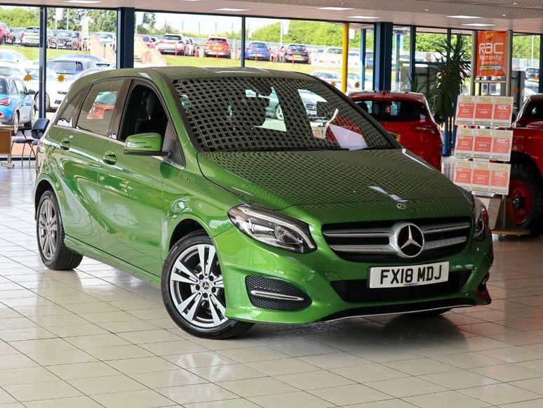 Mercedes-Benz B Class #143465