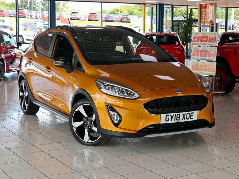 Ford Fiesta #143468