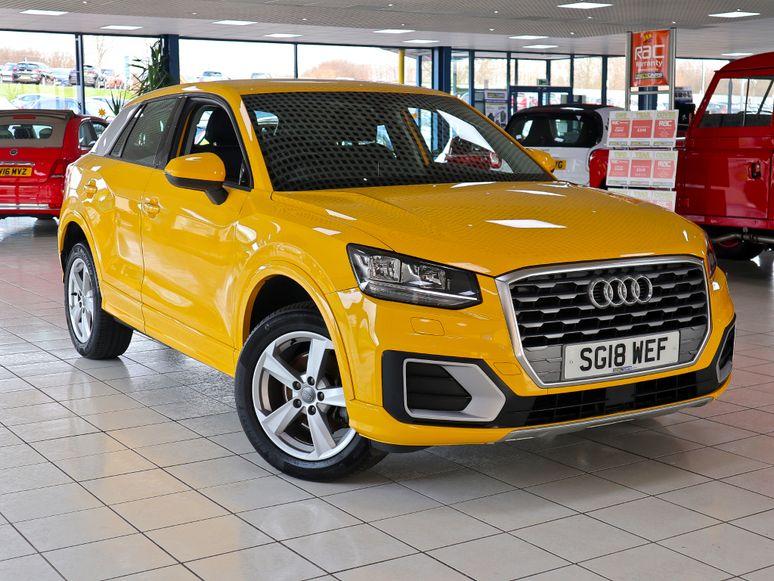 Audi Q2 #143473