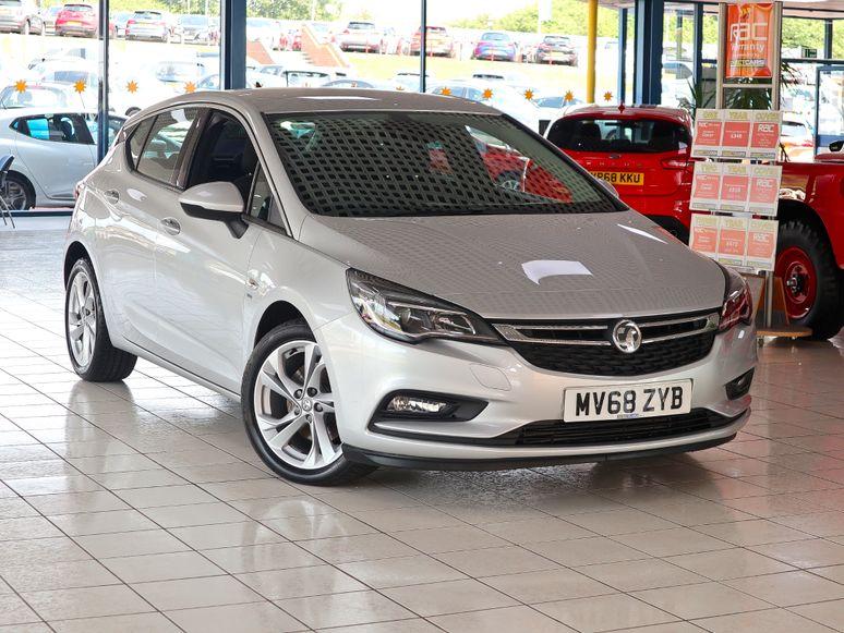 Vauxhall Astra #143488