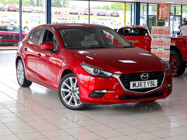 Mazda 3 #143512