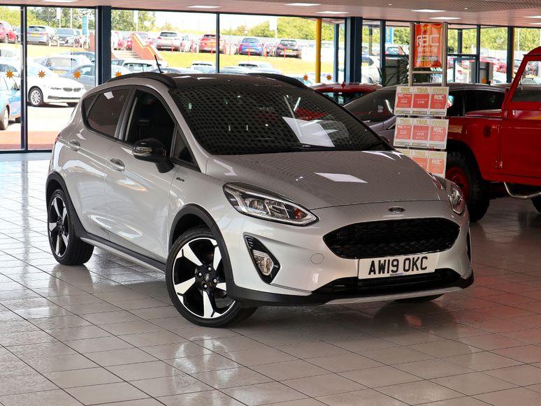 Ford Fiesta #143556