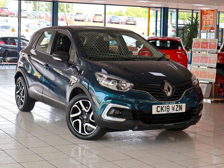 Renault Captur #143565