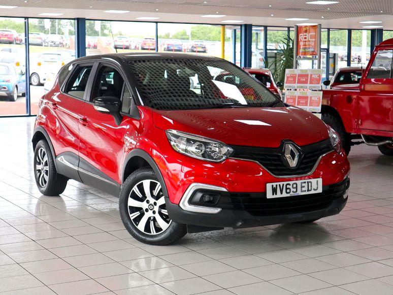 Renault Captur #143570