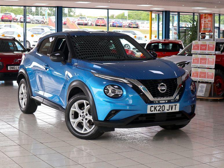 Nissan Juke #143581