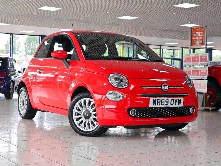 Fiat 500 #143605