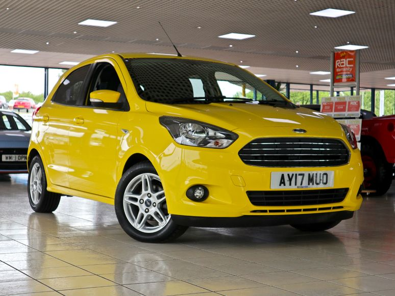 Ford KA+ #143609