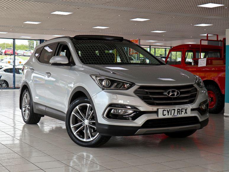 Hyundai Santa Fe #143617