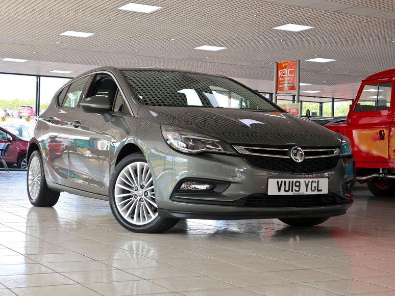 Vauxhall Astra #143622