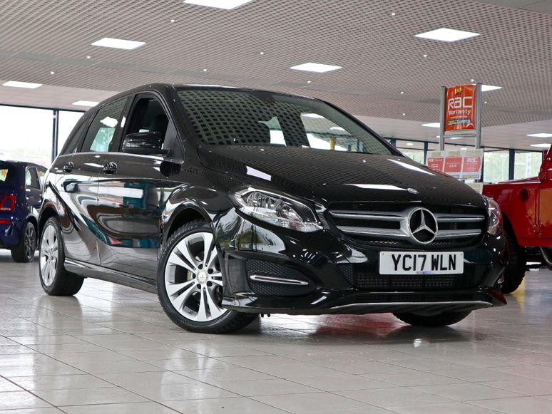 Mercedes-Benz B Class #143631
