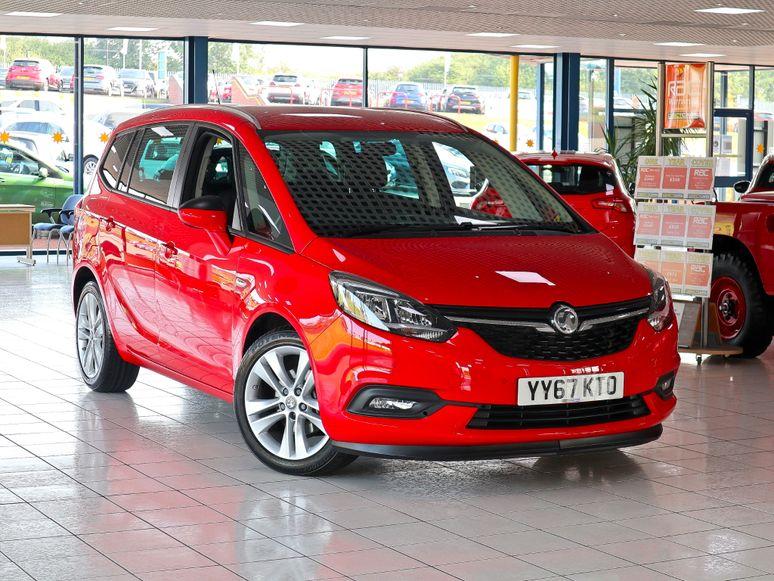 Vauxhall Zafira #143637