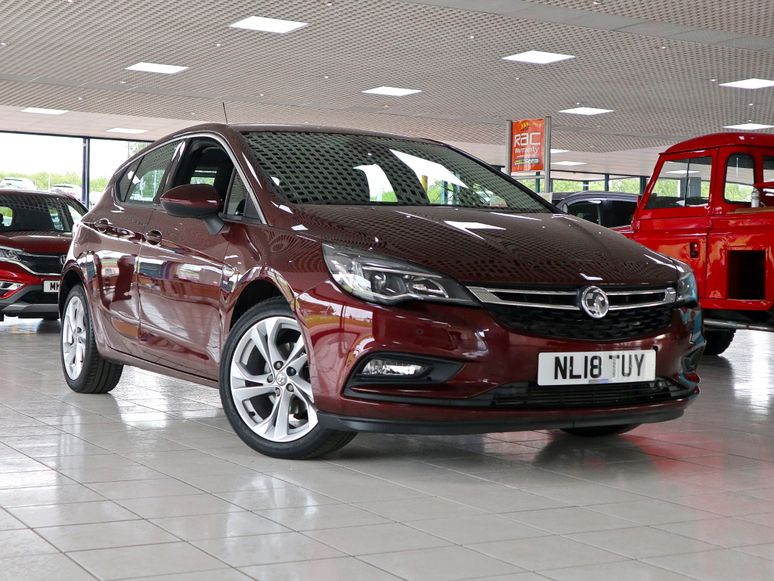 Vauxhall Astra #143642