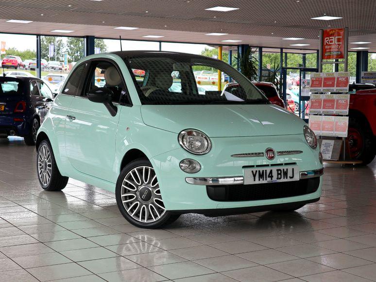 Fiat 500 #143647