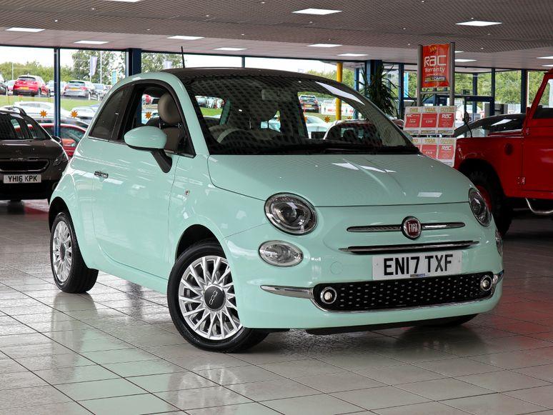 Fiat 500 #143649