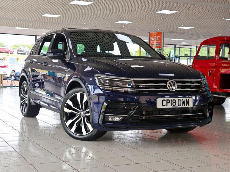 Volkswagen Tiguan #143677