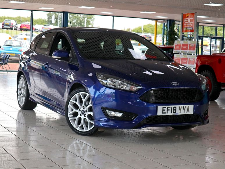 Ford Focus #143699