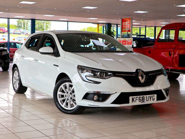 Renault Megane #143704