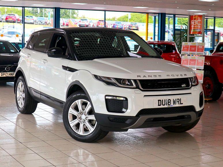 Land Rover Range Rover Evoque #143750