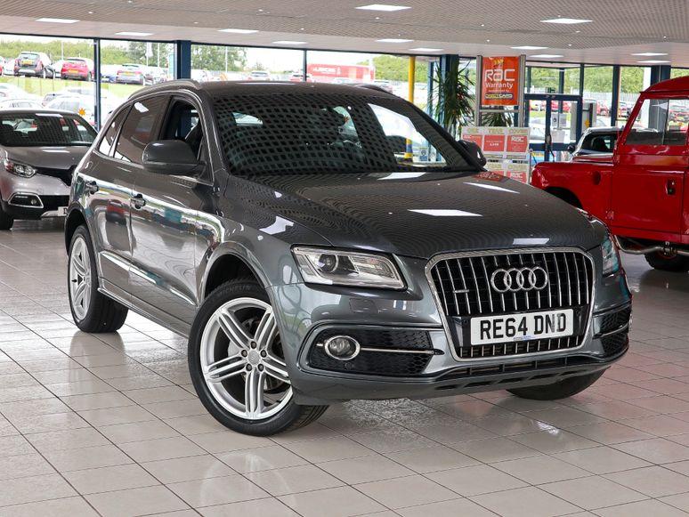 Audi Q5 #143767