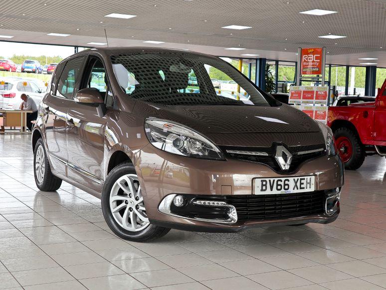 Renault Scenic #143769