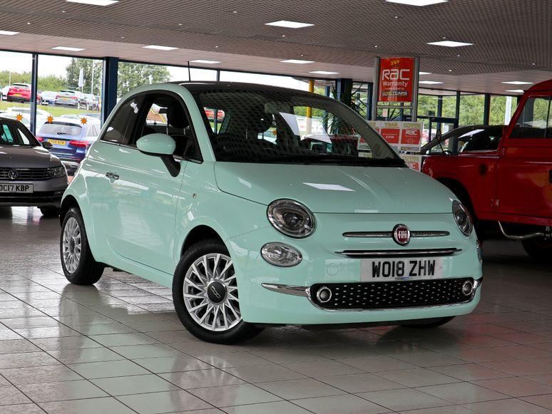Fiat 500 #143783