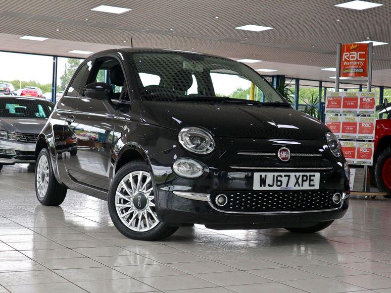 Fiat 500 #143784