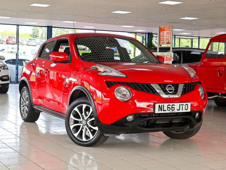 Nissan Juke #143798