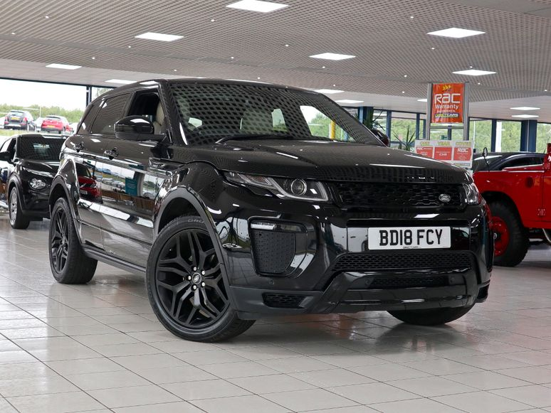 Land Rover Range Rover Evoque #143799