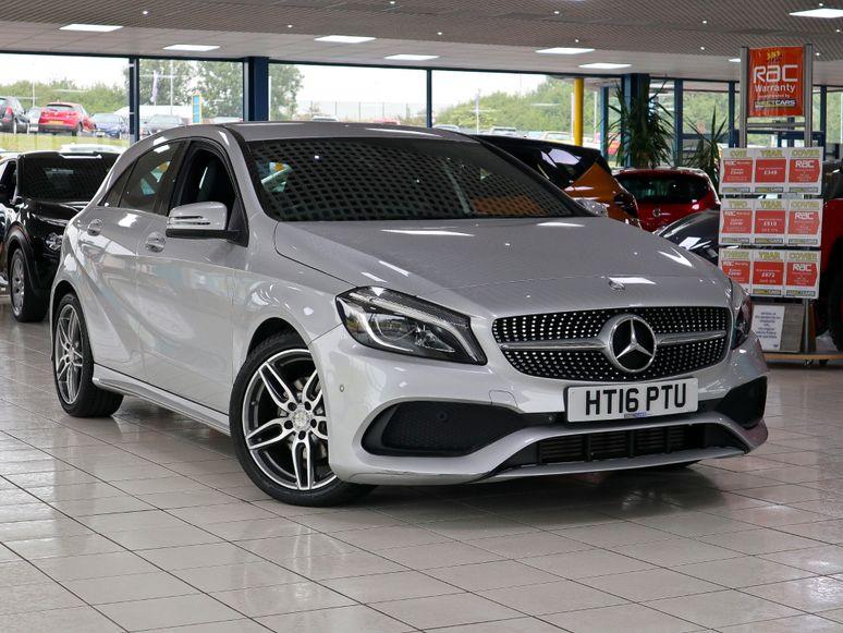 Mercedes-Benz A Class #143847