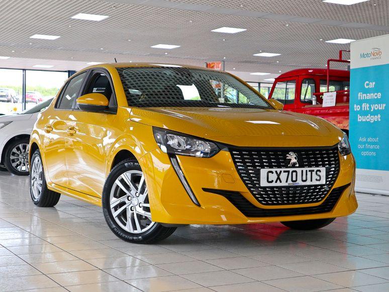 Peugeot 208 #143858