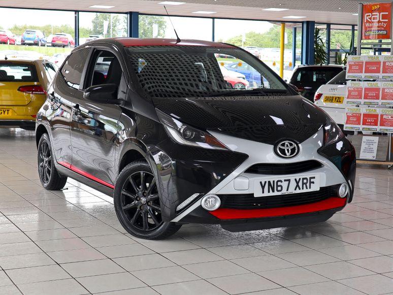 Toyota Aygo #143884