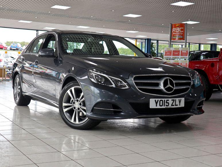 Mercedes-Benz E Class #143909
