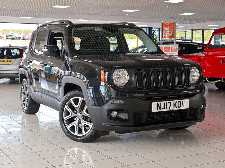 Jeep Renegade #143955