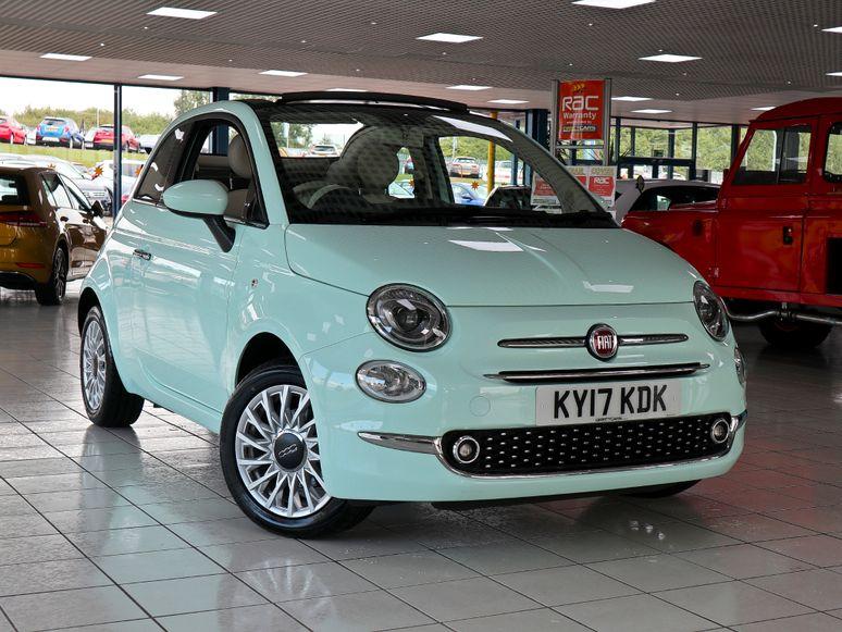Fiat 500C #143965