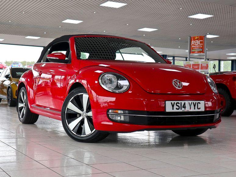 Volkswagen Beetle #143989